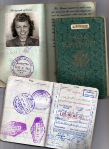 Dot's Special Passport